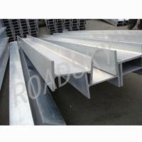 Buy cheap Roadsky Highway Guardrail Galvanized Steel H Post from wholesalers