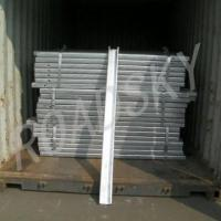 Buy cheap Roadsky Galvanized Highway Guardrail C Channel Post from wholesalers