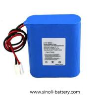 Buy cheap Lithium Battery 3s 11.1v Battery Pack 18650 Batteri/batterie from wholesalers
