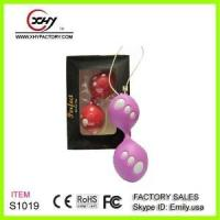 China Factory Price Kegel Exercise Ball,Smart Ball,Ben Wa BallsS1020 on sale
