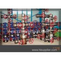 Buy cheap Oilfield christmas tree API from wholesalers