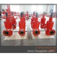 Buy cheap Manual Gate Valve API6A FMC/Cameron Type from wholesalers