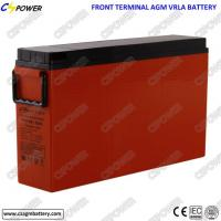 Wholesale Front Terminal Telecom Rechargeable Lead Acid Battery 12V180Ah from china suppliers