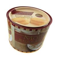 Wholesale airtight cake tin can food grade from china suppliers