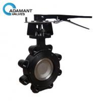 Wholesale Lugged High Performance Butterfly Valves, Carbon Steel (WCB) Body, Lever Operator from china suppliers