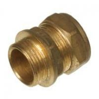 "Wholesale 15mm x 1/2"" MI Compression Coupling from china suppliers"