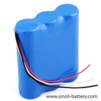 Buy cheap 12volt Battery For Security System Lightest 12v Battery from wholesalers