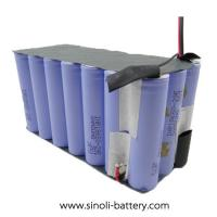Buy cheap 11.1V Rechargealbe Battery Pack For Respiration Monitor from wholesalers