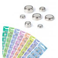 Wholesale AG Alkaline Manganese Dioxide Button Cell Battery(Low Mercury Added) from china suppliers