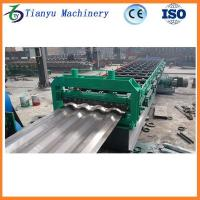 Wholesale Tianyu container and car carriage plate equipment roll forming machine from china suppliers
