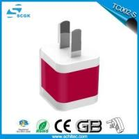 China Usb travel charger adapter,travel adapter usb charger factory directly sold out on sale