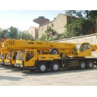 Buy cheap QY50K Truck Crane from wholesalers