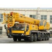 Buy cheap QY100K Truck Crane from wholesalers