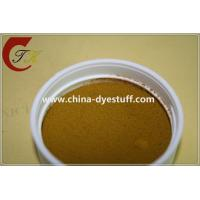 Buy cheap Disperse Yellow 163 from wholesalers