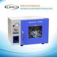 Wholesale Atmosphere vacuum dry oven dzf-6020 vacuum drying oven from china suppliers