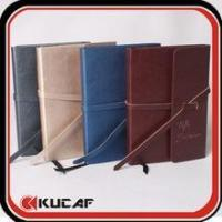 China Custom Midori Travel Pu Leather Notebook Journal cuadernos on sale