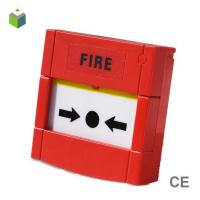 Fire Alarm 24V Break Glass Emergency Call Points AJ-MC12R for sale