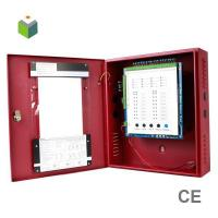 DC24V Conventional Fire Alarm Control Panel AJ-S1008 for sale