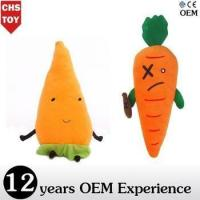 Wholesale CHStoy stuffed carrot plush toy from china suppliers