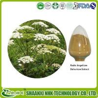 Buy cheap Radix Angelicae Dahuricae Extract, Imperatorin, Angelica Root Extract from wholesalers