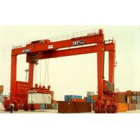 Wholesale Rubber Tyred Gantry Crane (RTG) from china suppliers