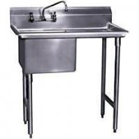 China WS1T2020RD24/14DP/14GA Win-FabTM Sink, Two Compartment, 14 Gauge on sale
