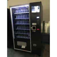 Self-Service shop 24 hour Combo Vending Machine Automatic Selling Snacks / Beverage