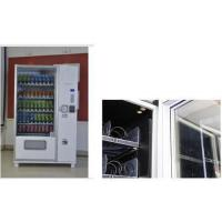Kiosk Outdoor Auto Self-Service Drink Vending Machine / Merchandiser