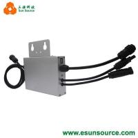Wholesale 300W 22-50V 220v PV Panel Waterproof Micro Solar Grid Tie inverter from china suppliers