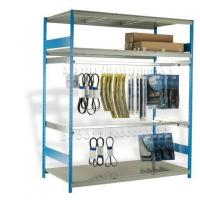China Olympic Parts Accessories SRP2504 2-Level Double Rail Hanging Rack 72x36x87H on sale
