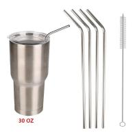Wholesale Reusable Stainless Steel Straws from china suppliers