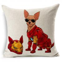Wholesale Avengers Style Pet Cushion Cover from china suppliers