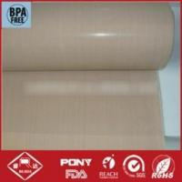 Best Service 0.80mm PTFE coated fiberglass fabric