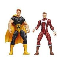 Marvel Legends Supreme Powers Hyperion and Marvel Now Hyperion