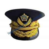 Wholesale Army And Police Supply Officer Cap from china suppliers