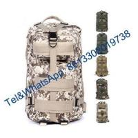 Wholesale Army And Police Supply Military Backpack from china suppliers