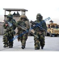 Wholesale Army And Police Supply Ghillie Suit from china suppliers