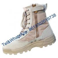 Buy cheap Army And Police Supply Military Desert Boot from wholesalers