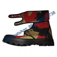 Buy cheap Army And Police Supply Military Canvas Boot from wholesalers