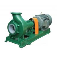 IHF series chemical centrifugal pump fluorine plastic alloy