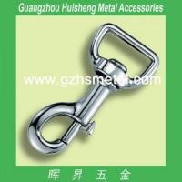 Wholesale H1211 Alloy Swivel Bolt Snap Hook 3/4 from china suppliers