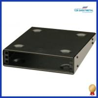 Buy cheap Rackmount chassis 1U 9.5 inch Half-Rack 300mm Stackable Rack Cabinet from wholesalers
