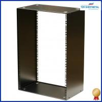 Buy cheap Rackmount chassis 10u 19 inch Rack cabinet 535mm deep from wholesalers