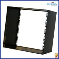Buy cheap Rackmount chassis 12u 19 inch Rack cabinet 535mm deep from wholesalers