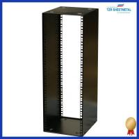 Buy cheap Rackmount chassis 16U 9.5 inch Half-Rack 300mm Stackable Rack Cabinet from wholesalers