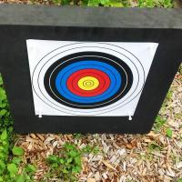 Buy cheap self healing xpe foam 3d target exercising foam archery shooting target from wholesalers
