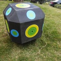 Buy cheap eva/xpe foam game cube 3d archery target from wholesalers