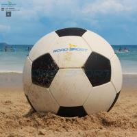 Buy cheap EVA foam solid soccer football size 5 from wholesalers