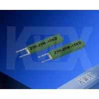 Best ZTH Cement-coated wire wound resistors wholesale