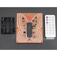 China White Music Butterfly Light Remote Controller DIY Kit LED Kit on sale